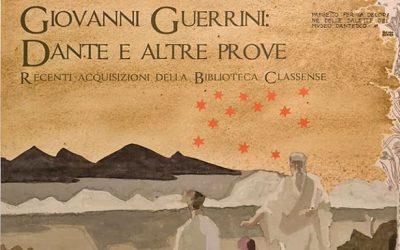 Giovanni Guerrini: Dante e altre prove